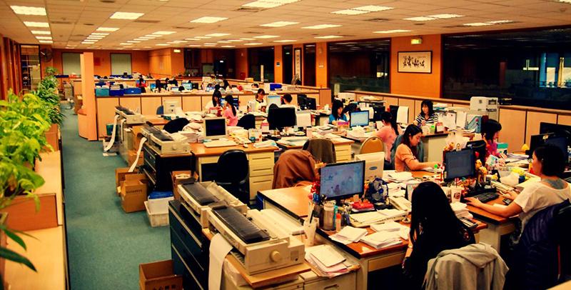 嘉威辦公室