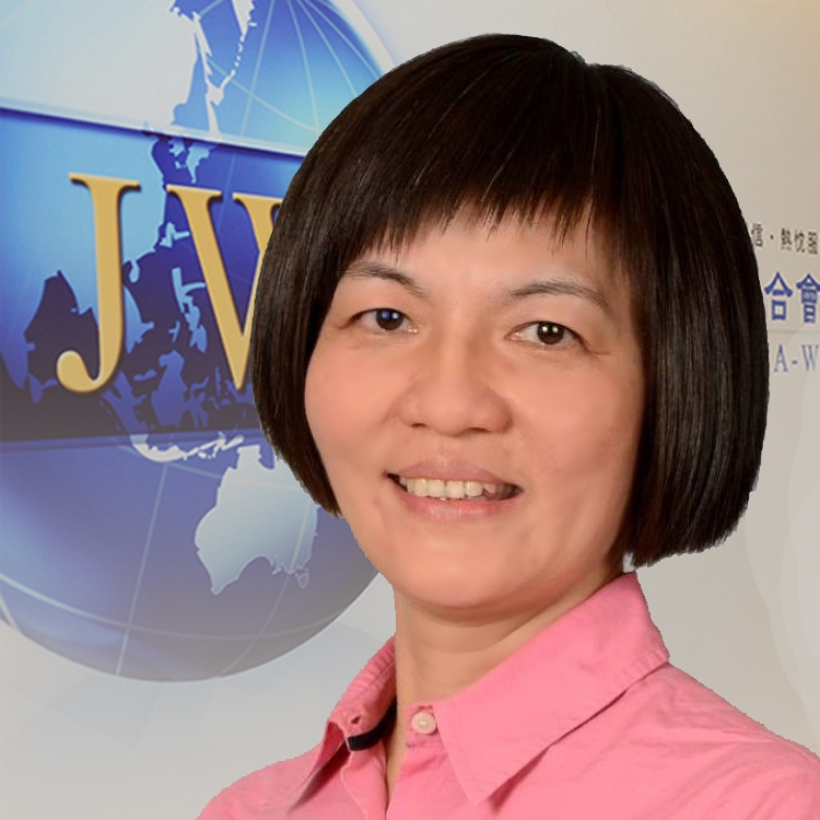 【Senior Manager】Yu-Mei Mao